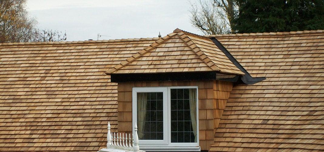 cedar shake vs cedar shingle roof options